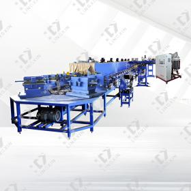 全自动鞋机环形生产线