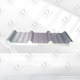 彩钢瓦保温复合板连续生产线
