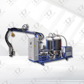 Two component polyurethane high pressure foaming machine