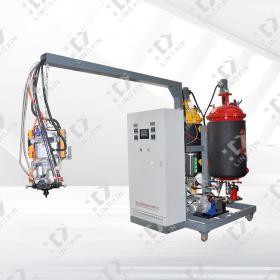 Sheet special polyurethane low pressure foaming machine